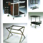 Bar Cart by Jacques Adnet | soyun k.