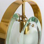 Pendant Chandelier, model 1933 by Max Ingrand for Fontana Arte | soyun k.