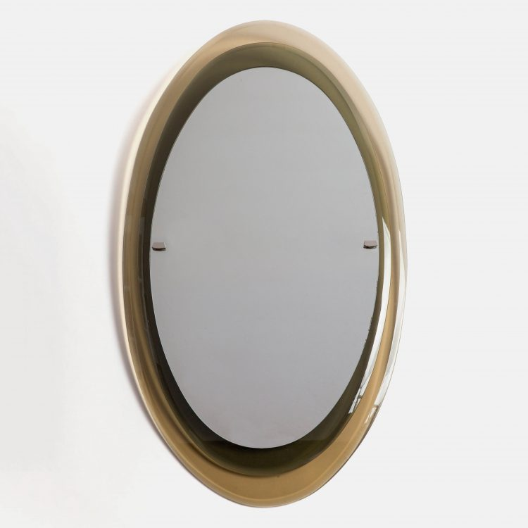 Mirror, model 2046 by Max Ingrand for Fontana Arte | soyun k.