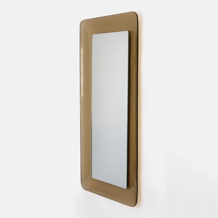 Mirror, model 2273 by Max Ingrand for Fontana Arte | soyun k.