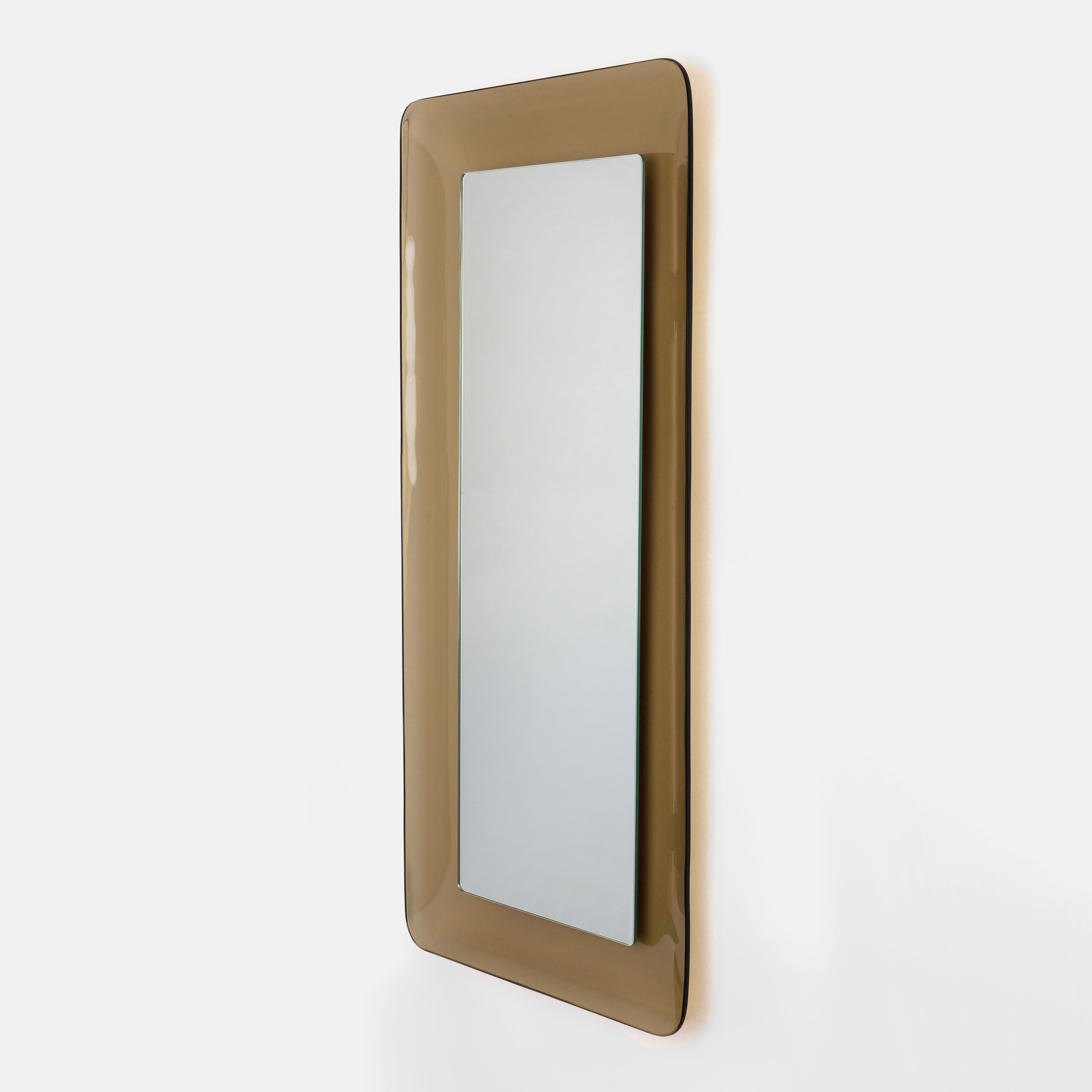 Mirror, model 2273 by Max Ingrand for Fontana Arte   soyun k.