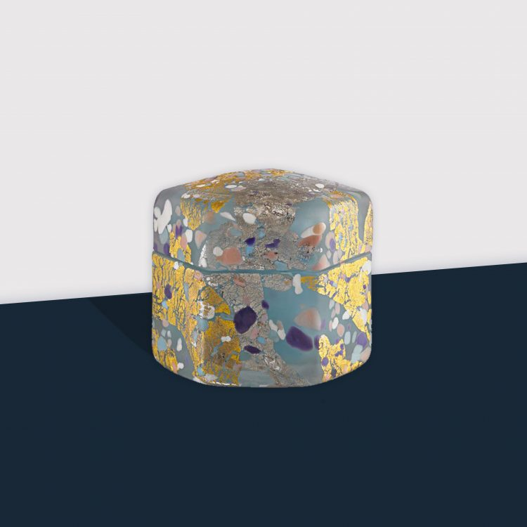 'Dream' Blown Glass Box by Kyohei Fujita   soyun k.