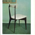 Set of Six Rare Rosewood Dining Chairs by Ico & Luisa Parisi for Ariberto Colombo | soyun k.