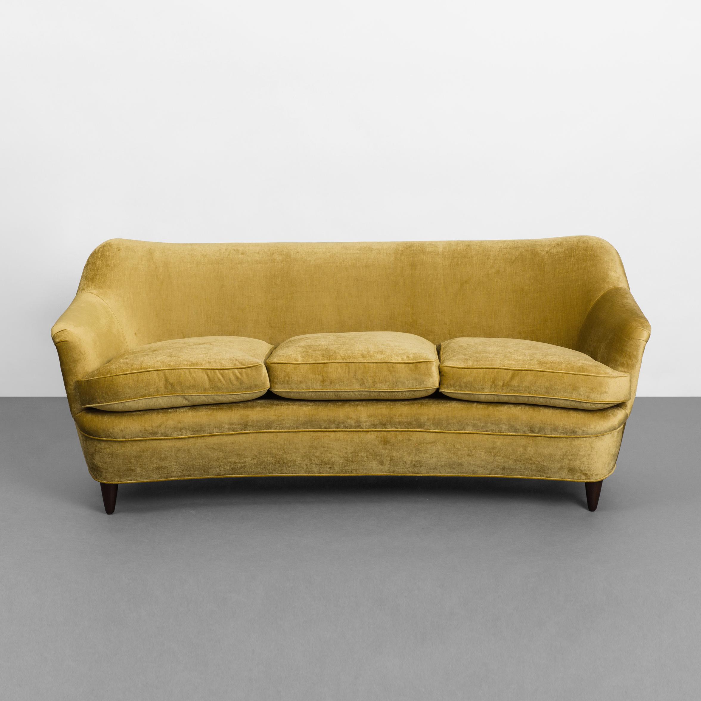 Sofa by Gio Ponti for Casa e Giardino   soyun k.