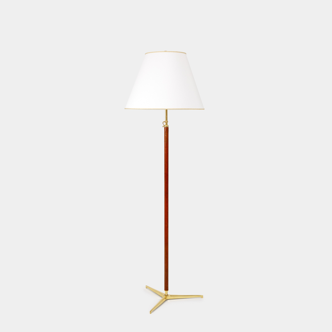 Rare Floor Lamp, model 1025 by Gino Sarfatti for Arteluce | soyun k.