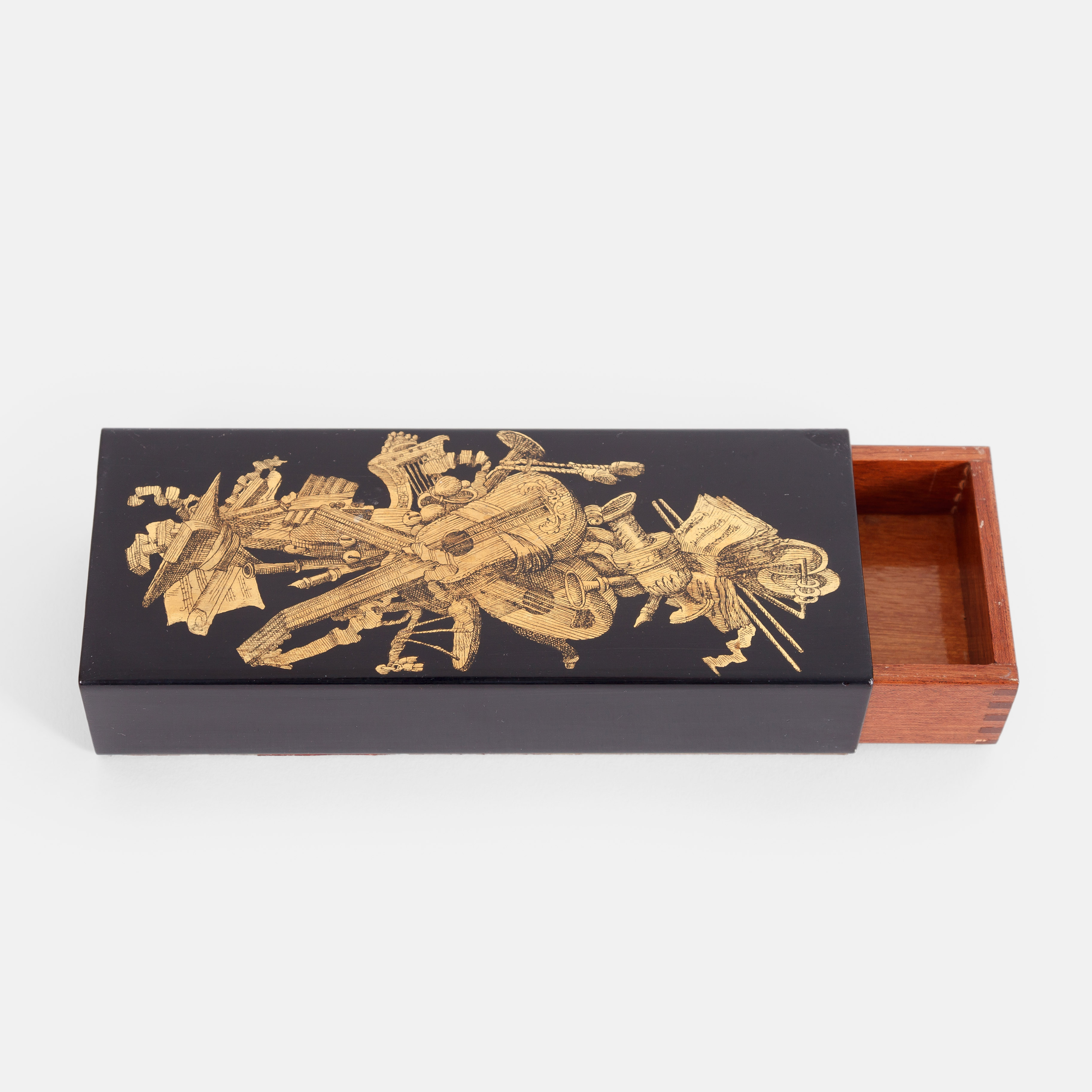 'Trofei Musica' Box by Piero Fornasetti | soyun k.