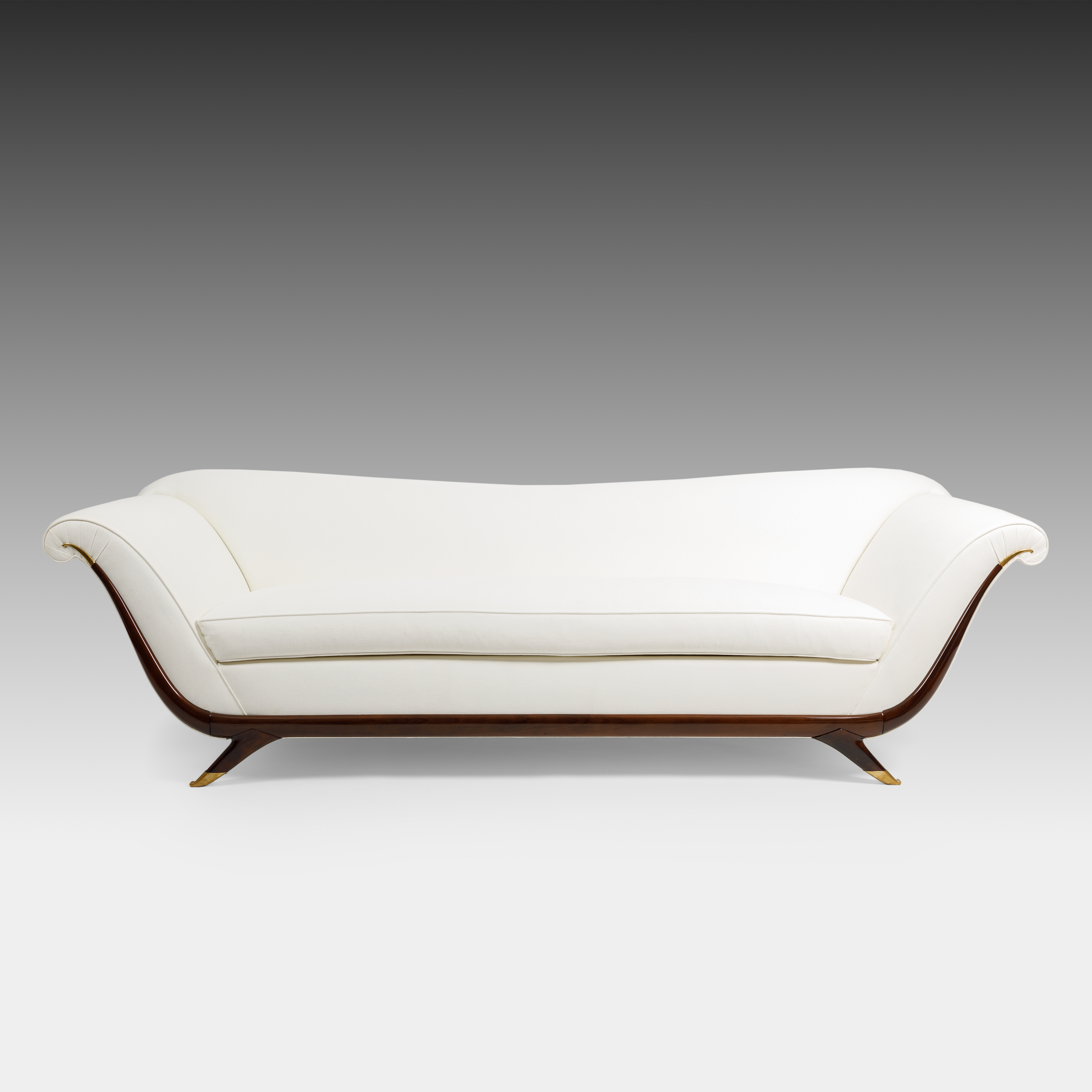 Large Sofa by Guglielmo Ulrich, attributed to | soyun k.
