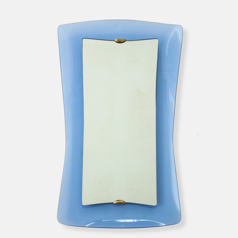 Rare Mirror by Max Ingrand for Fontana Arte | soyun k.