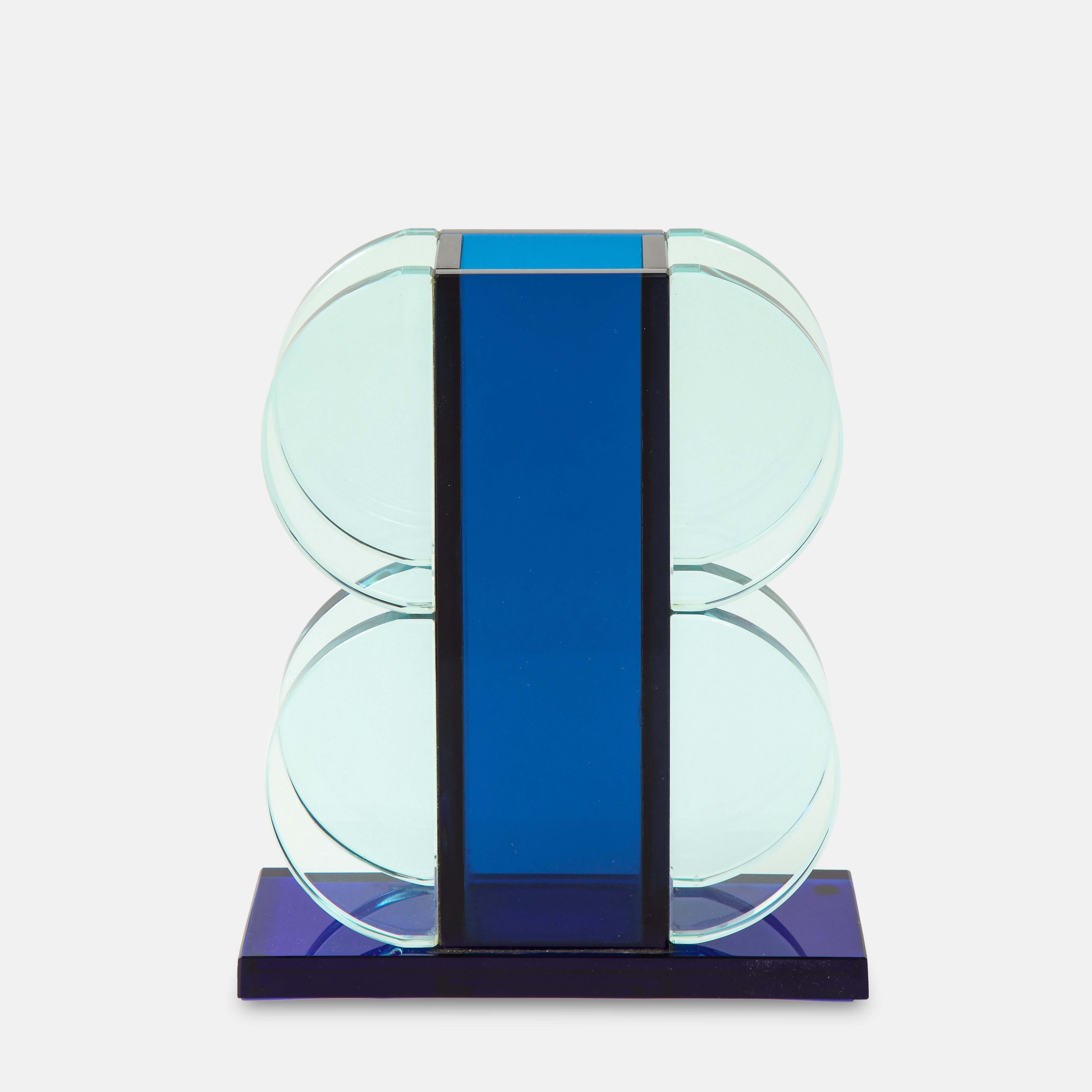 Vase Model 2664 by Ettore Sottsass for Fontana Arte | soyun k.