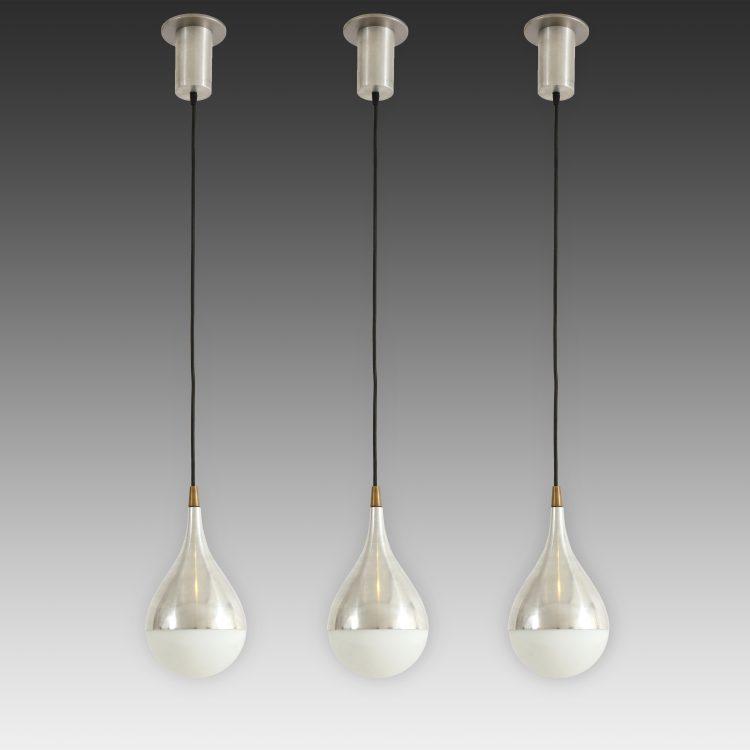 Set of Three Rare Pendants by Stilnovo | soyun k.