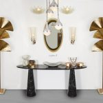Rare Set of Four Clam Shell Sconces by Ercole Barovier for Barovier & Toso   soyun k.