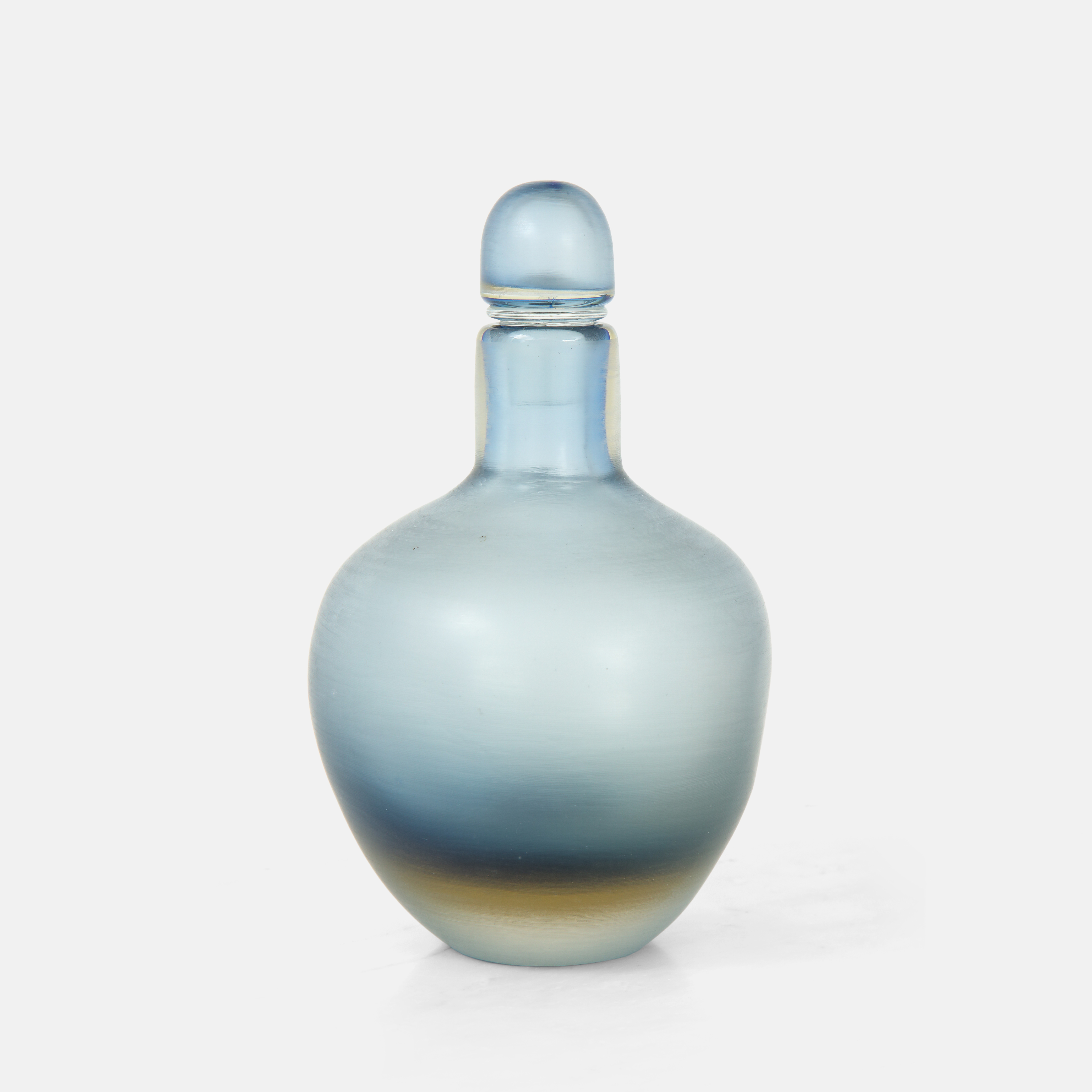 Inciso Bottle with Stopper by Paolo Venini for Venini & C. | soyun k.