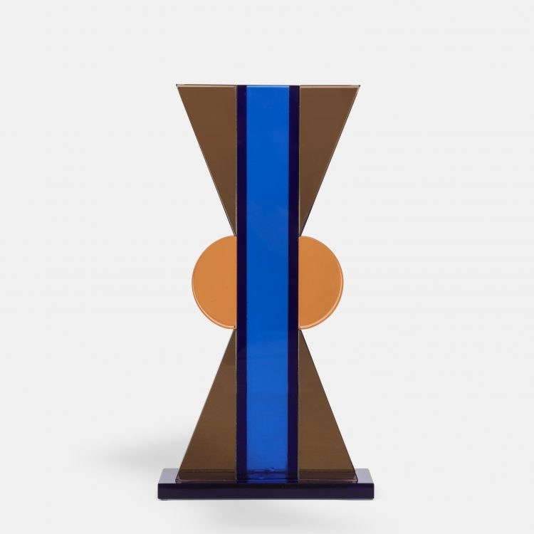 Vase Model 2665 by Ettore Sottsass for Fontana Arte | soyun k.