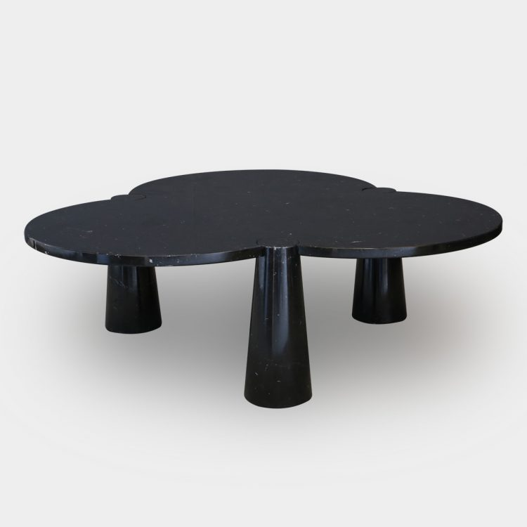 Rare 'Triforglio' Coffee Table from 'Eros' Series by Angelo Mangiarotti for Skipper | soyun k.