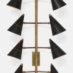 Rare Pair of Wall Lights by Stilnovo | soyun k.