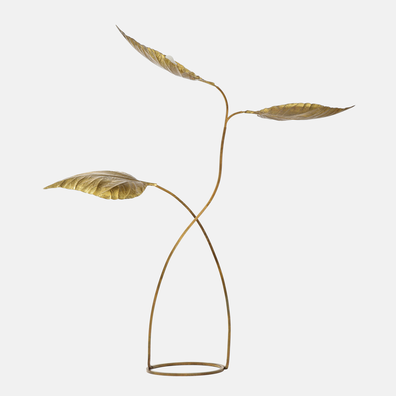 'Rabarbaro' Leaf Floor Lamp by Carlo Giorgi for Bottega Gadda | soyun k.