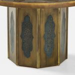 Chan Occasional or Side Table by Philip & Kelvin LaVerne   soyun k.