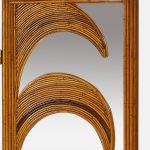 Bamboo Mirrored Screen by Vivai del Sud | soyun k.