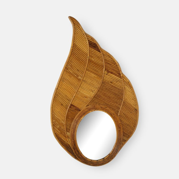 Bamboo Leaf Mirror by Vivai del Sud | soyun k.